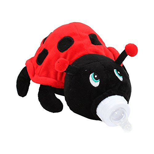 Bottle Pets Baby Bottle Cover Drew the Lady Bug