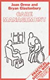 img - for Care Management: Tasks and Workloads (Practical Social Work Series) book / textbook / text book
