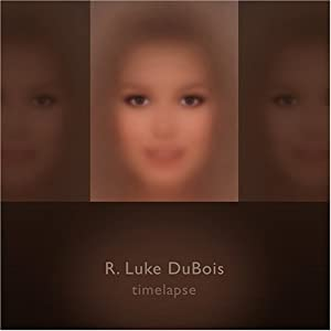 R. Luke Dubois:  Timelapse (Enhanced CD)