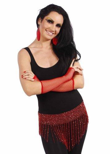 Miss Belly Dance Women's Racy Raqs - Belly Dance Accessory Package (3 Piece)