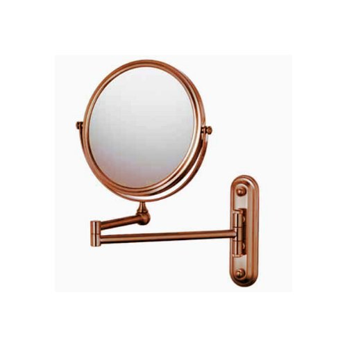 Kimball And Young 20664 Pivot Arm Wall Mirror, Diablo Bronze front-1003901
