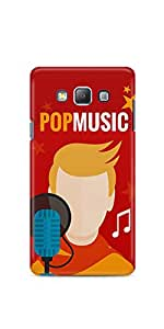 Casenation Pop Music Samsung Galaxy A5 Glossy Case