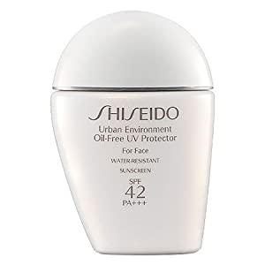 Shiseido Sun Urban Environment Oil-Free UV Protector SPF 42 PA+++ 30ML/1OZ