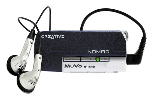 Creative Labs NOMAD MuVo 64 MB MP3 Player
