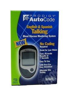 Cheap Prodigy AutoCode Glucose Testing Meter – Prodigy 70120 (B006QNRCF6)