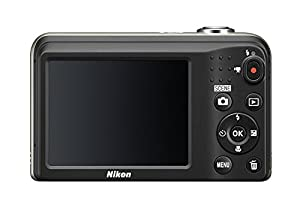 Nikon COOLPIX L31 16.1MP Compact Digital Camera 5x Optical Zoom and 2.7-inch Lens (Silver)(Certified Refurbished)