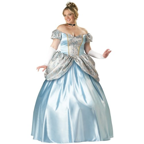 Enchanting Princess Adult Costume - Plus Size 2X