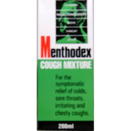 menthodex cough mixture