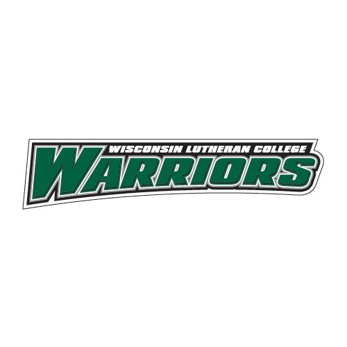 Wisconsin Lutheran Large Magnet 'Wisconsin Lutheran College Warriors' back-492045