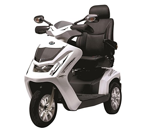 Drive-Medical-Royale-3-Class-3-Deluxe-Heavy-Duty-3-Wheel-Mobility-Scooter-Black