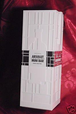 ABSOLUT Mini Bar Limited Edition Vodka 1L Skin Cover