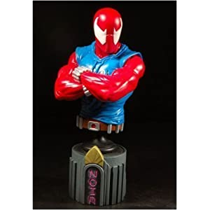 Scarlet Spider Mini Bust by Bowen Designs