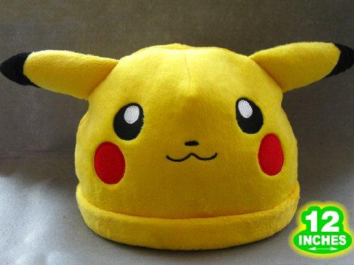 Plush Pikachu Beanie
