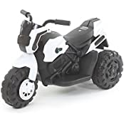 The Flyer's Bay Kids ATV Electric Battery Operated Bike – ( 2 – 4 YEARS) (White)