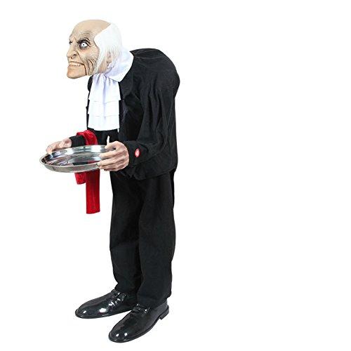SLG Bar puntelli decorativi Halloween Party/Strega servo induzione abbigliamento luminosa-B