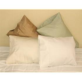 14x21 Pillowcase Child/Toddler 100 Sage Green