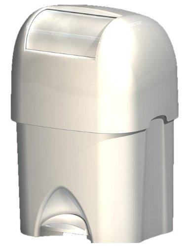 Windelentsorger – Nappyminder – Hygienisch und Geruchsneutral, Farbe:Grau