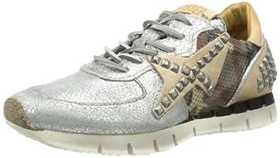 Airstep 139103 139103-5950-0771 Damen Sneaker, Silber (ARG+ARG+NATUR+MIL+AR), EU 42