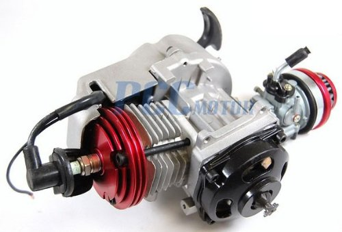 49cc 2-stroke High Performance Engine Motor Pocket Mini Bike Scooter Atv EN06