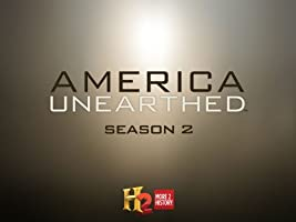 America Unearthed Season 2