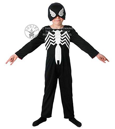 In 1 ultimate schwarz und rot spiderman kostüm kleine 3 4 jahre alt