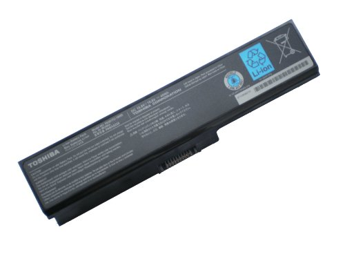 Review Of Toshiba PA3817U-1BRS Laptop Battery - Original Toshiba Battery Pack (6 Cells)