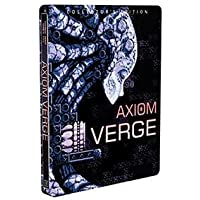Axiom Verge Collector's Edition Steelbook for PC