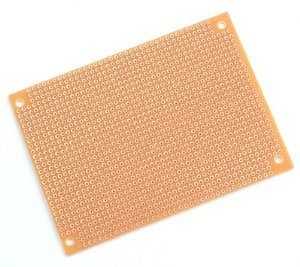Solderable Copper Pad Extra Large Perf Board For Prototyping (12 Pack)