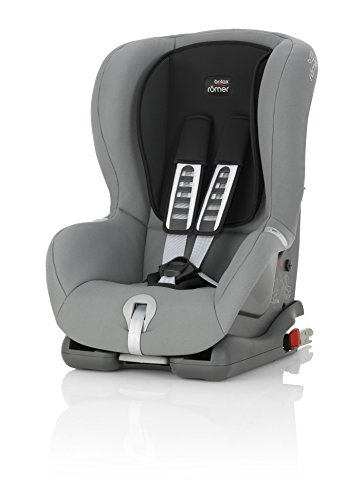 Britax-Romer 2000022756 Duo Plus Seggiolino Auto, Grigio (Steel Grey)