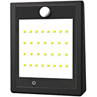 Mulcolor 30-LED Solar Motion Sensor Light
