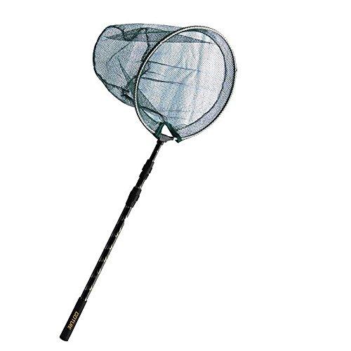 shelure-folding-aluminum-fishing-landing-net-fish-net-cast-carp-with-extending-telescoping-pole-hand