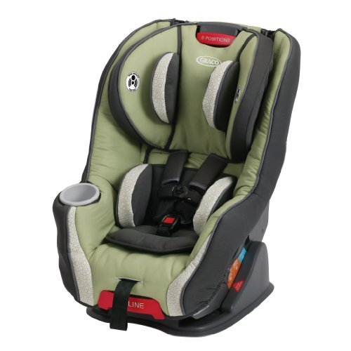 Review Graco Size4Me 65 Convertible Car Seat, Go Green