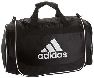 Adidas Defender Small Duffel Bag (BLACK)