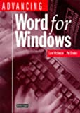 img - for Advancing WORD for Windows book / textbook / text book