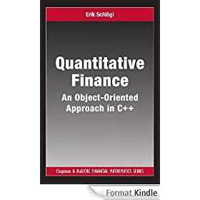 Quantitative Finance: An Object-Oriented Approach in C++