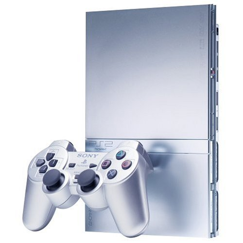 PlayStation 2 Slim Silver (Ps2 Console compare prices)