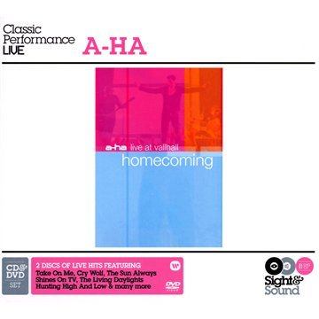 A-Ha - Sight And Sound: Live At Valhall - Zortam Music