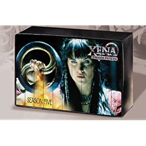 Xena Warrior Princess - Season Six Video Set movie