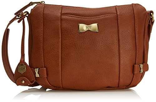 Nica Cassie, Women's Cross-Body Bag, Tan, One