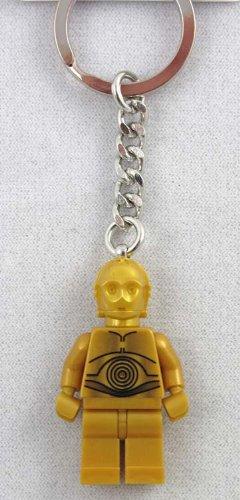 Lego Star Wars C-3PO Keychain - 1