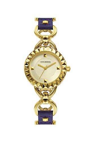 Orologi Mark Maddox Golden Chic Mf3007-20 Donna Oro