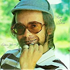 Elton John 1975 Rock of the Westies