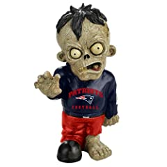 Forever Zombies NFL Team Zombie - New England Patriots by Forever Collectibles