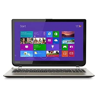 """Toshiba Satellite Newest Edition 15.6"""" Full HD TruBrite LED Backlit 1080P Touchscreen Notebook 