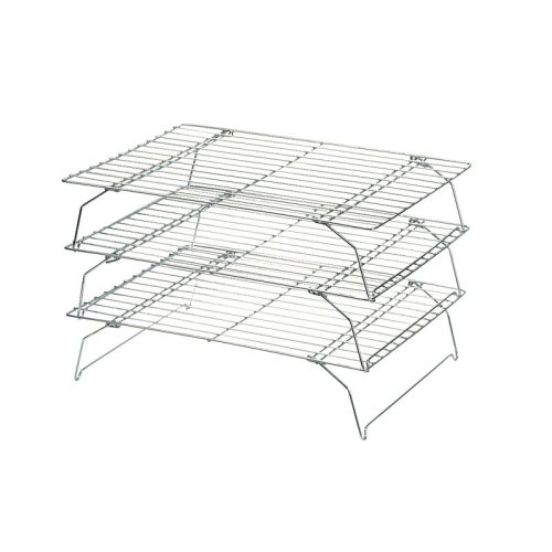 Faringdon 25 X 34cm Stackable Cooling Racks - Set of 3