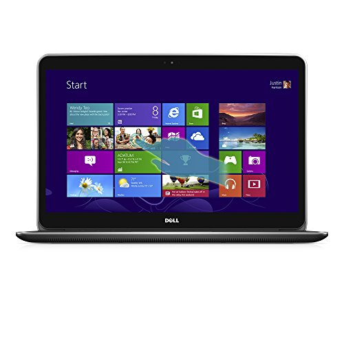 Dell XPS 15 UHD 15.6-Inch Touchscreen Laptop (Intel Core i7 4712HQ 2.3...