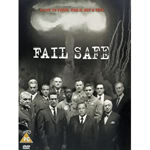 Fail Safe [DVD]: Amazon.co.uk: Walter Cronkite, Richard Dreyfuss ...