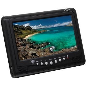 "GPX TL709B - 7"" LCD TV - widescreen - portable"