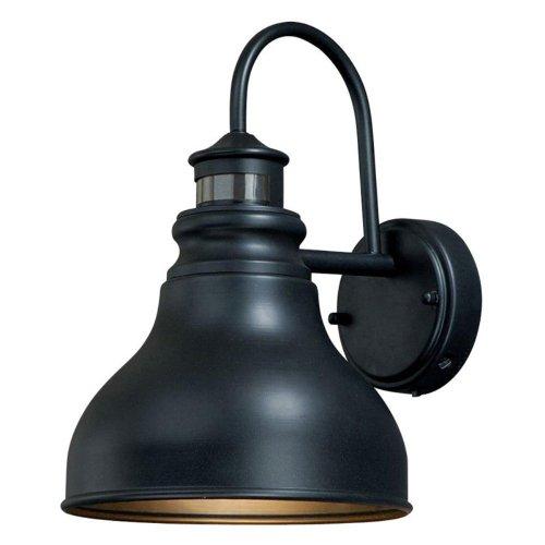 "Vaxcel T0017 Franklin 9"" Outdoor Smart Light, Oil Rubbed Bronze"