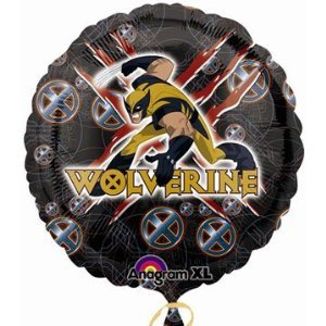 "Wolverine and the X-Men 18"" Foil Balloon by Marvel - 1"